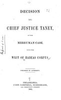 Reply to Horace Binney on the Privilege of the Writ of Habeas Corpus Under the Constitution PDF