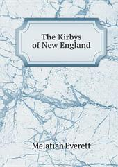 The Kirbys of New England