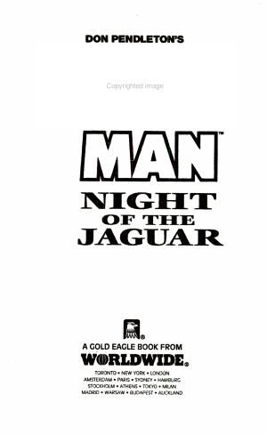 Night of the Jaguar PDF