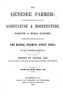 The Genesee Farmer PDF