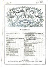 The Illustrated London Almanack 1869 PDF