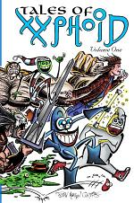 Tales of Xyphoid Volume 1 Hardcover