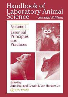 Handbook of Laboratory Animal Science
