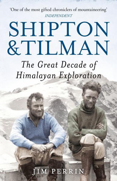 Download Shipton and Tilman Book
