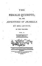 The Female Quixote ...
