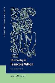 The Poetry of Fran  ois Villon PDF
