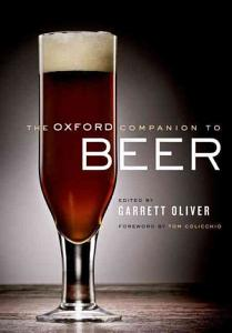 The Oxford Companion to Beer Book