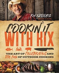 Cookin  It with Kix Book