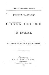 Preparatory Greek Course in English