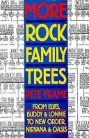 More Rock Family Trees