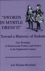 Swords in Myrtle Dress'd
