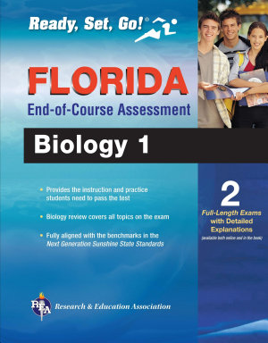 Florida Biology 1 End of Course Assessment Book   Online