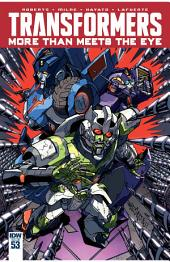 Transformers: More Than Meets the Eye #53