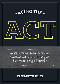 Acing the ACT Book