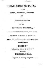 Anuario administrativo: Volumen 5