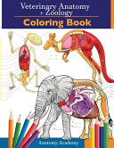 Veterinary   Zoology Coloring Book