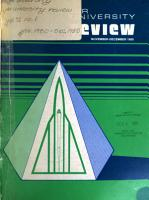 Air University Review PDF