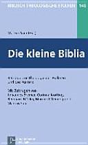 Die kleine Biblia PDF