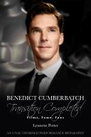 Benedict Cumberbatch  Transition Completed  Films  Fame  Fans PDF