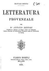 Letteratura provenzale