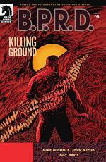 B.P.R.D.: Killing Ground #4