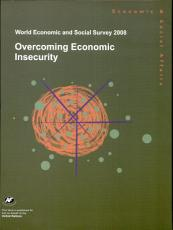World Economic And Social Survey 2008   Overcoming Economic Insecurity PDF