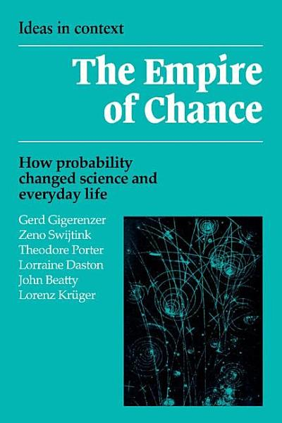 Download The Empire of Chance Book