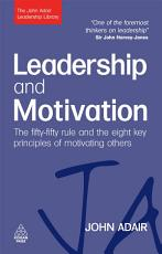 Leadership and Motivation PDF