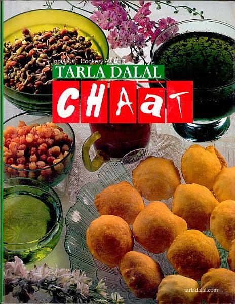 Download Chaat Cookbook Book