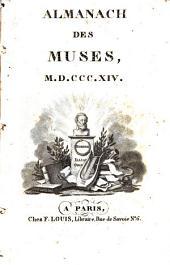 Almanach des muses: Volume51