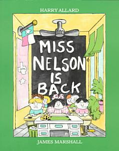 Miss Nelson is Back Book
