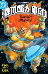 The Omega Men (1983-) #35
