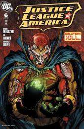 Justice League of America (2006-) #6