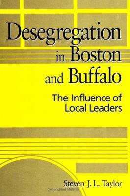 Desegregation in Boston and Buffalo PDF