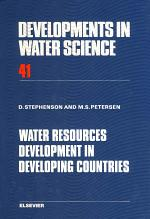 Water Resources Development in Developing Countries