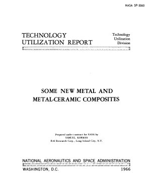 Some New Metal and Metal-ceramic Composites