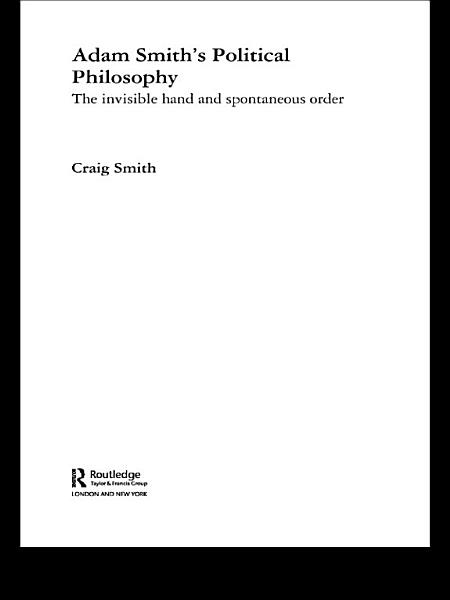 Download Adam Smith s Political Philosophy Book