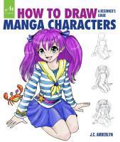 How to Draw Manga Characters PDF