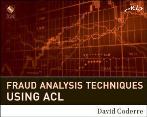 Fraud Analysis Techniques Using ACL Book