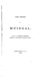 The Origin of M'Fingal