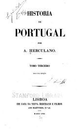 Historia de Portugal: Volume 3