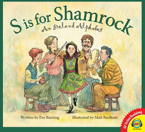 S is for Shamrock  An Ireland Alphabet PDF