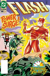 The Flash (1987-) #96