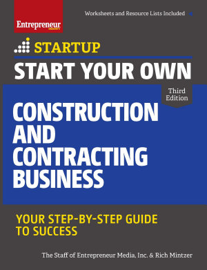 Start Your Own Construction and Contracting Business PDF
