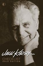 Jack Kirby Checklist Gold Edition