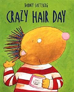 Crazy Hair Day Book