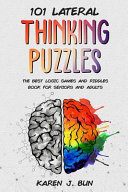 101 Lateral Thinking Puzzles