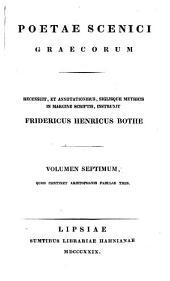 Comoediae: Volume 3