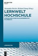 Lernwelt Hochschule PDF