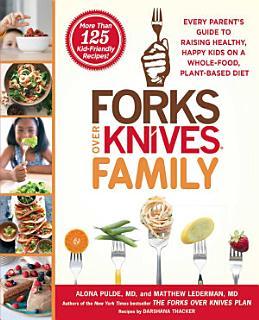 Forks Over Knives Family Book